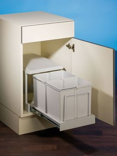 niedriger abfallsammler ab 40er unterschrank. Black Bedroom Furniture Sets. Home Design Ideas