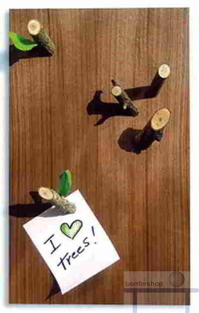 magnettafel wildwuchs pinnwand metall im benfershop kaufen. Black Bedroom Furniture Sets. Home Design Ideas