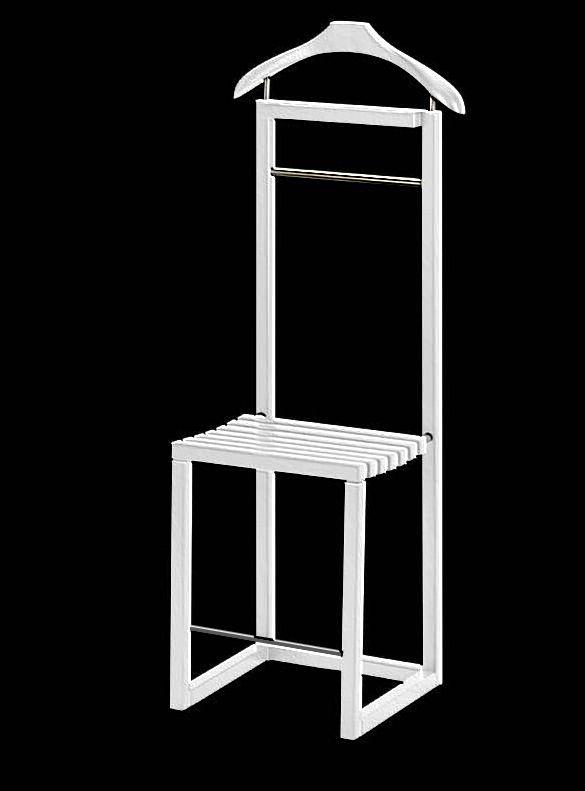 stummer diener stuhl im benfershop kaufen. Black Bedroom Furniture Sets. Home Design Ideas
