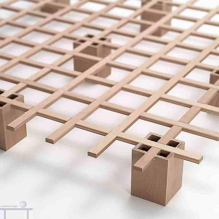 tojo systembett versandkostenfrei im benfershop kaufen. Black Bedroom Furniture Sets. Home Design Ideas